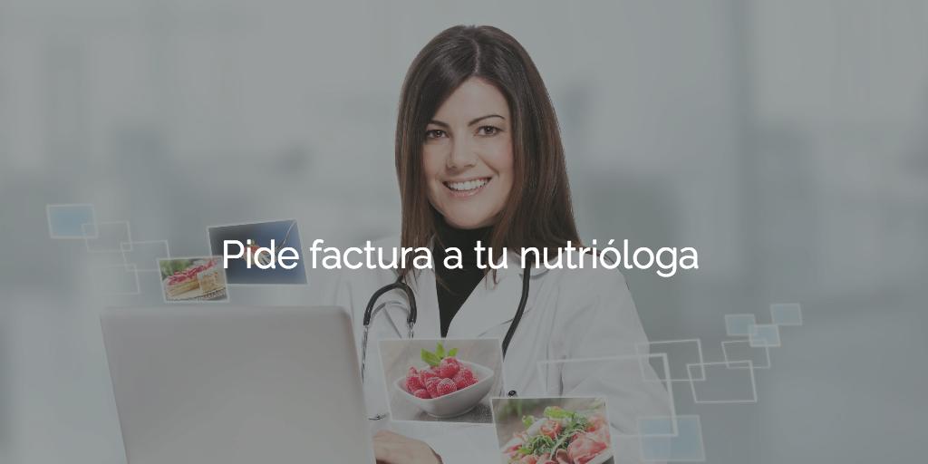 Factura de Nutriólogos ya es deducible